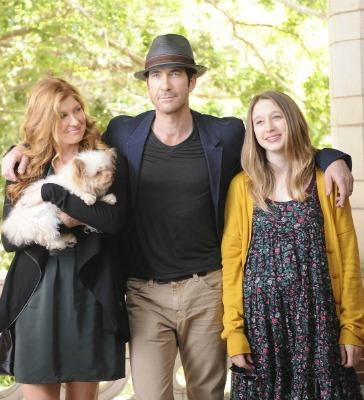 'American Horror Story' Season 1 Family To Reunite In 'Coven'? Connie Britton And Dylan McDermott Want To Return For Season 3