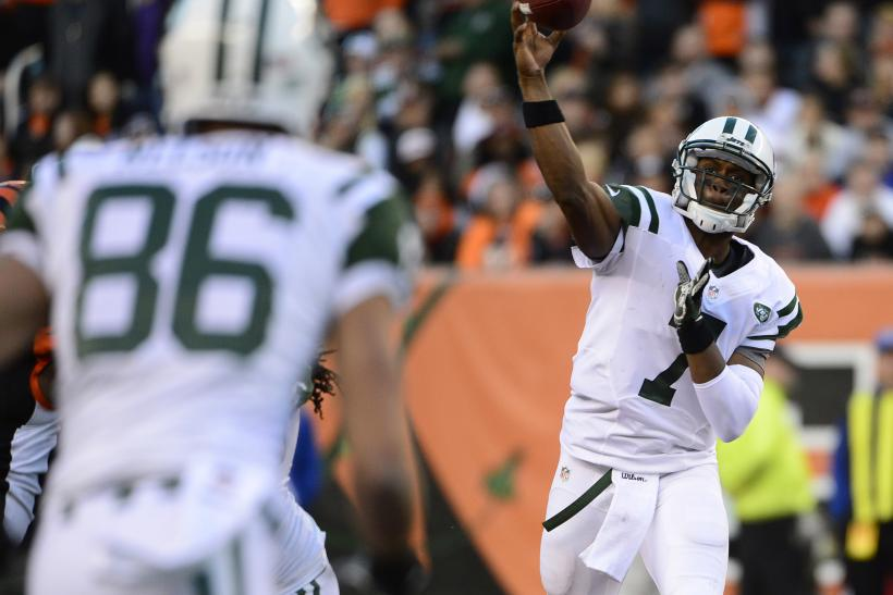 Geno Smith New York Jets