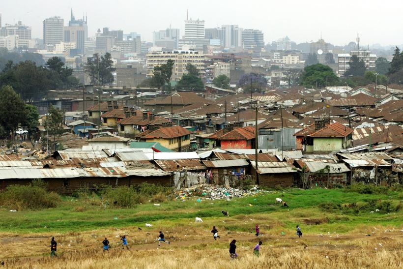 Outskirts of Nairobi