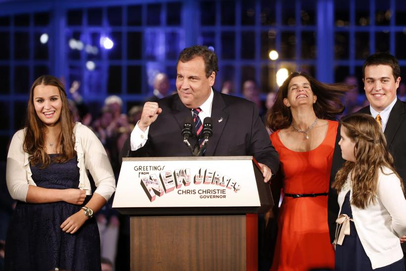 Chris Christie victory speech 2013