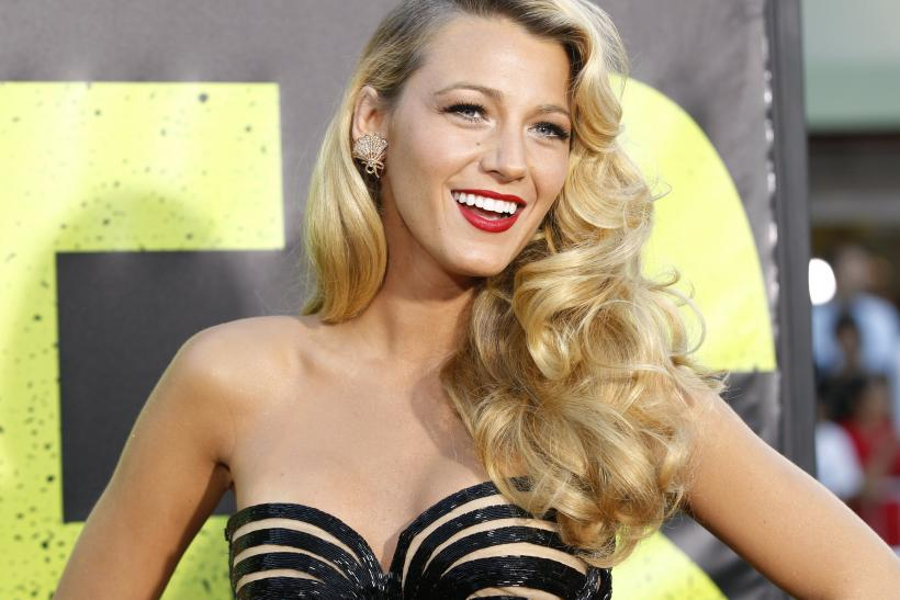 Blake Lively as Kate Kavanagh?