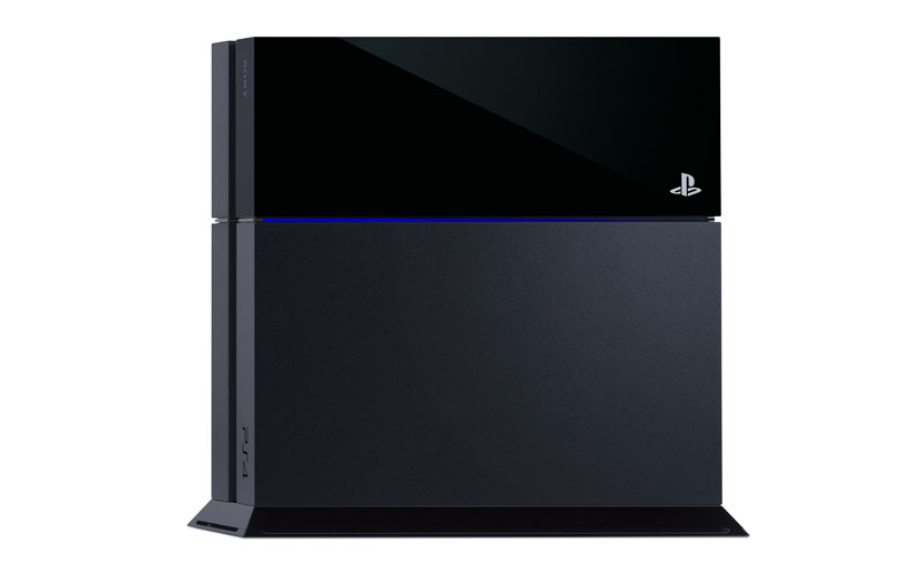 PS4 PlayStation 4 Blue Line Light Color