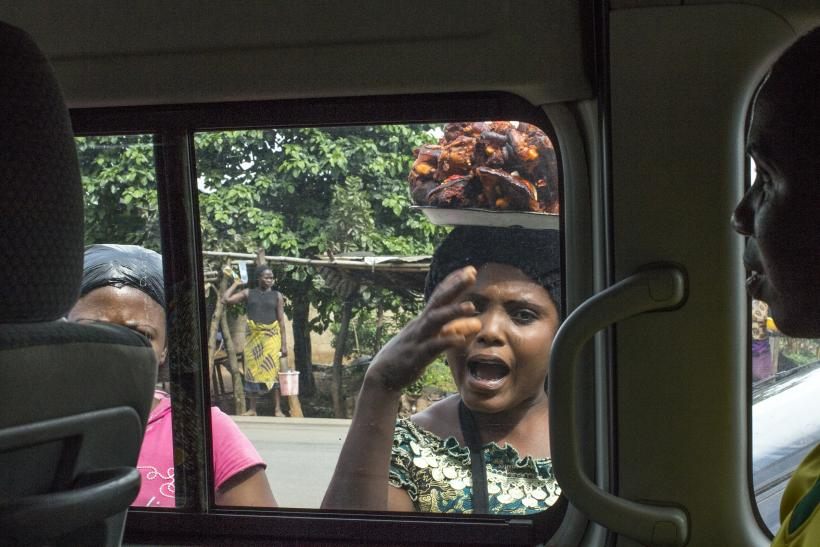 Nigerian Bus Ride