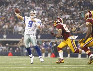 Saints And Cowboys Do Battle In New Orleans