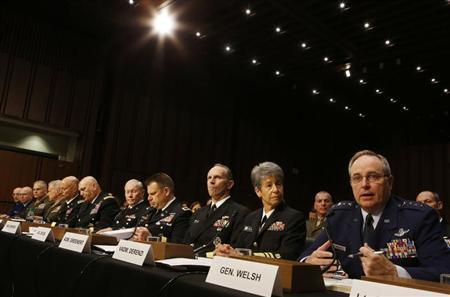 Senate Armed Services Committee