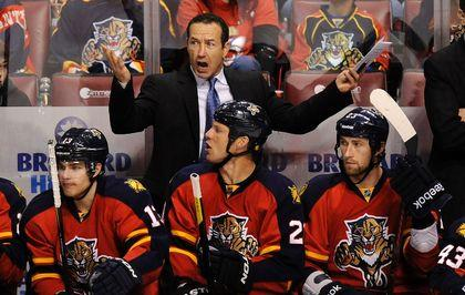 Panthers Fire Direen And Two Assistants