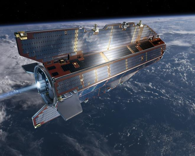 GOCE Satellite