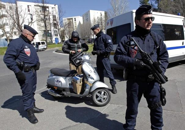 Police in Marseille's northern estates