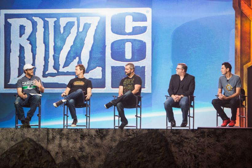 Warcraft Movie Panel 1