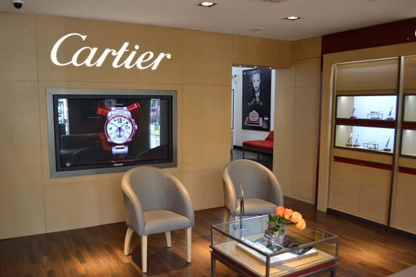 Cartier in Santiago de Chile