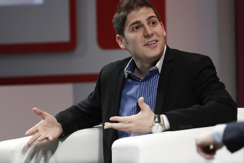 Eduardo Saverin 2013