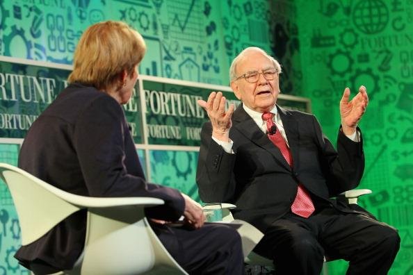 Buffett Warren 2013 Getty