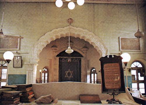 Synagogue in Karachi