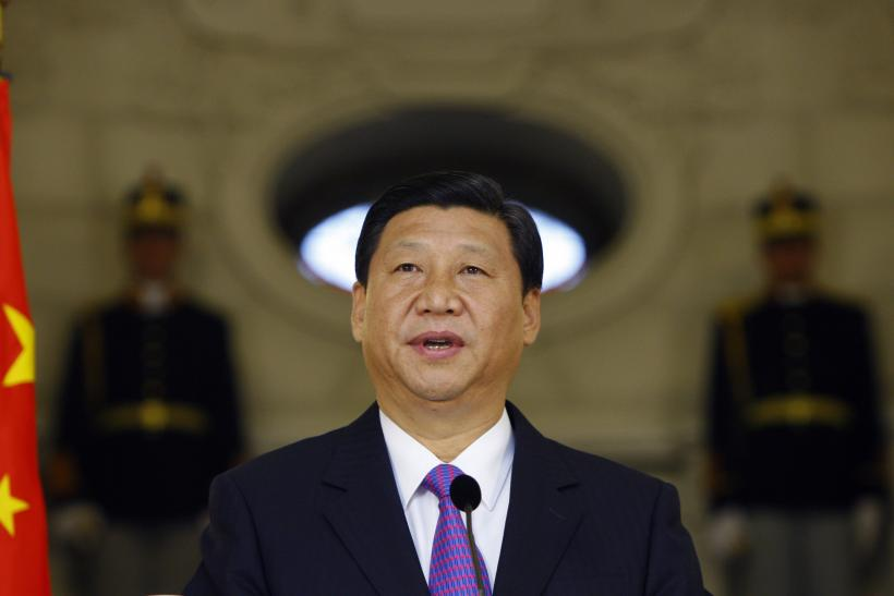 Xi Jinping's Corruption Purge: Cleansing With A Hint Of Politics