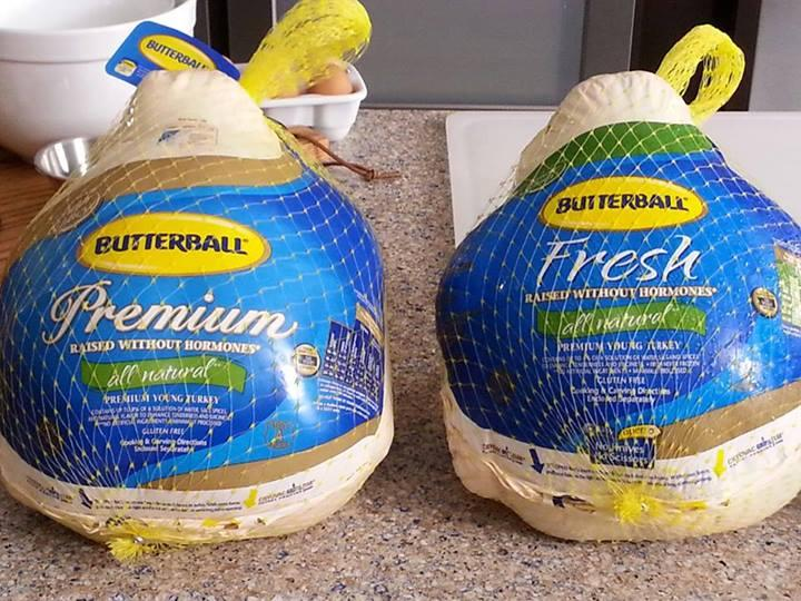 Butterball Turkey Shortage 2013
