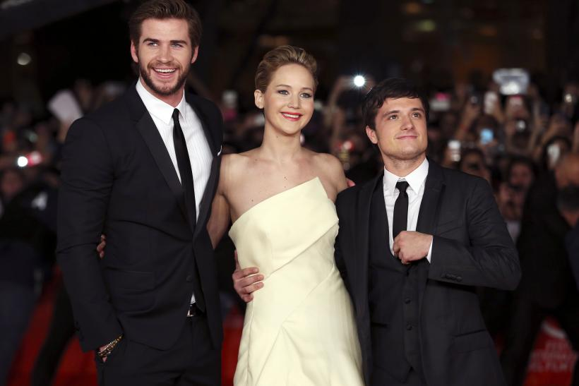 "The Hunger Games: Catching Fire"" Premiere"