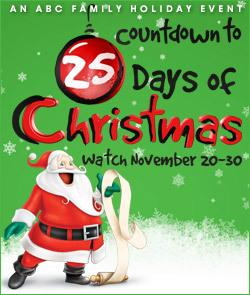ABC Family's 'Countdown To 25 Days Of Christmas' Premieres Wednesday, Nov. 20: Schedule Released; When And What To Watch