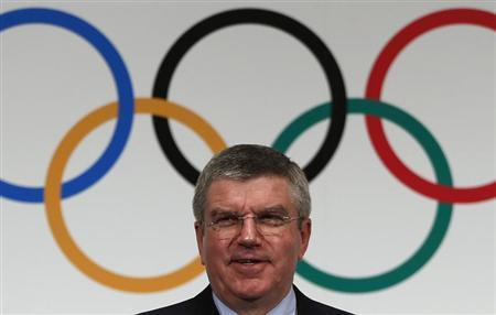 IOC President Open To Baseball's Return At Tokyo Games