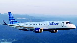 JetBlue Flight Diverted After Slide Deploys Mid-Flight