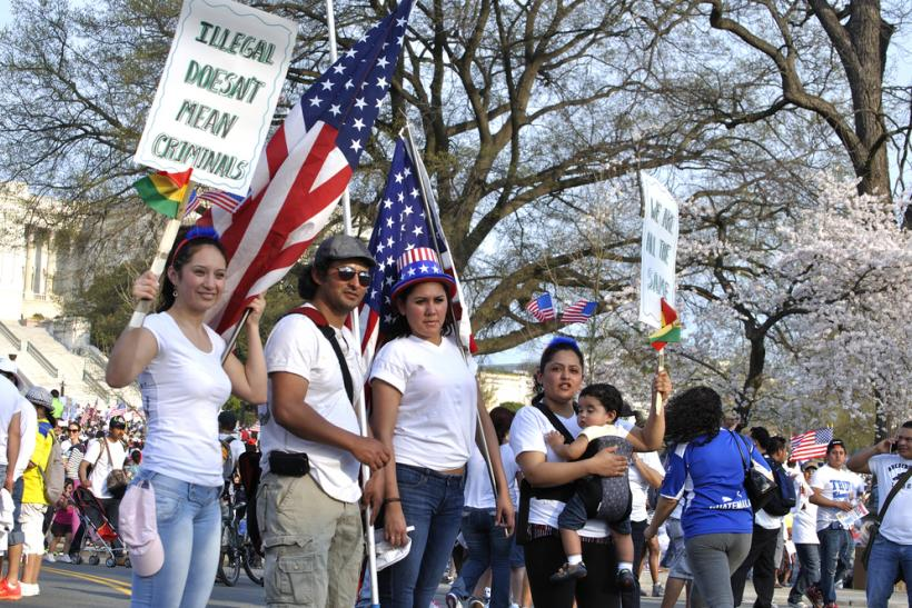 US Immigration Reform DC 2012