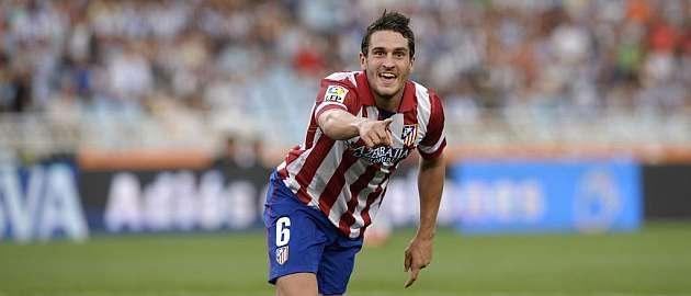 Koke Resurreccion Atletico Madrid