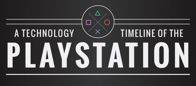 Playstation Infographic PS4