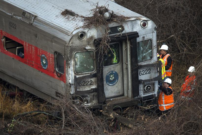 Metro-North Train Crash