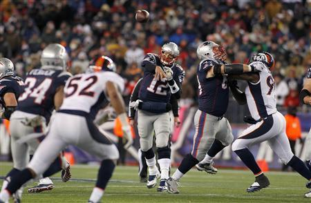 Broncos, Patriots Biggest Favorites Of Week 14