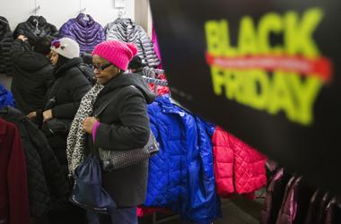 Despite Record Number Of Shoppers, Black Friday & Cyber Monday Rake In Less Money