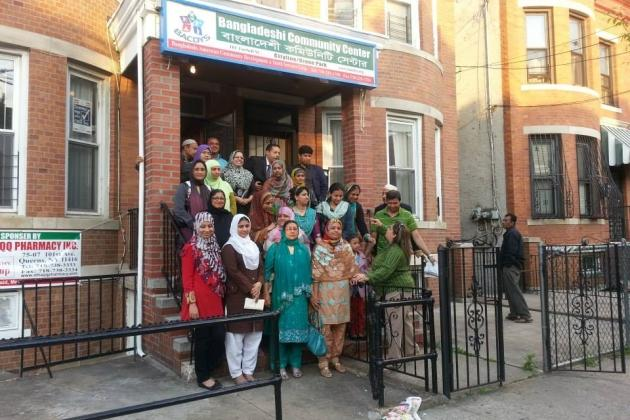 Bangladeshis in New York