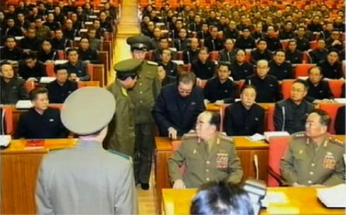 Kim Jong Un's Uncle Executed For 'Hideous' Crimes