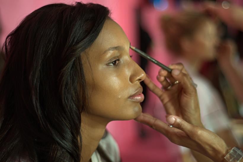Backstage Beauty at the 2013 Victoria's Secret Fashion Show
