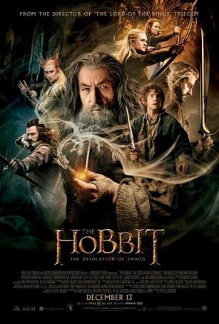 'The Hobbit: The Desolation Of Smaug' Review: Second Film Awakens Trilogy