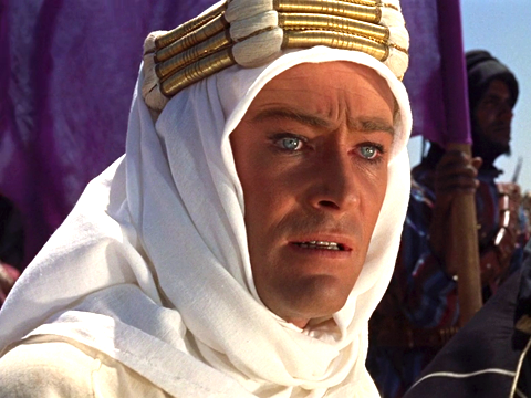 Peter O'Toole Dies: An Unforgettable But Inaccurate Version Of Lawrence Of Arabia
