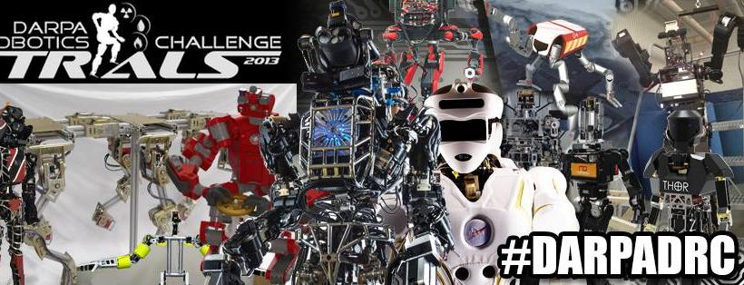 DARPA Robotics Challenge Trials