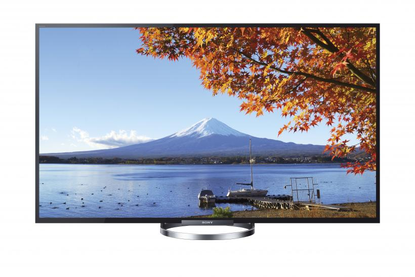Sony Press Shot Ultra HD 4K TV