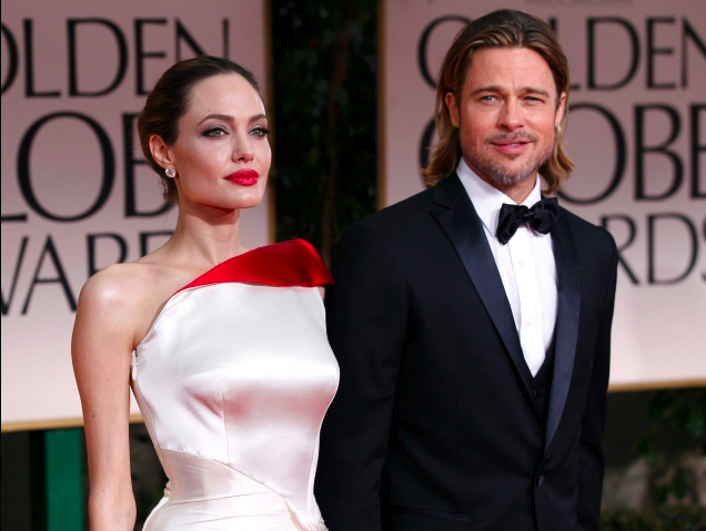 Brad Pitt 'Secret' Love Letter: Fake 'Note' To Angelina Jolie Captures ...