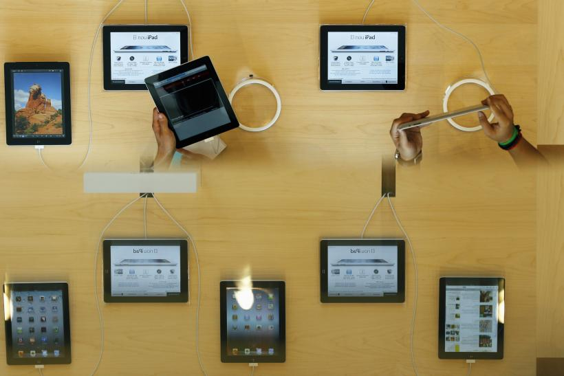 Apple iPads_Store