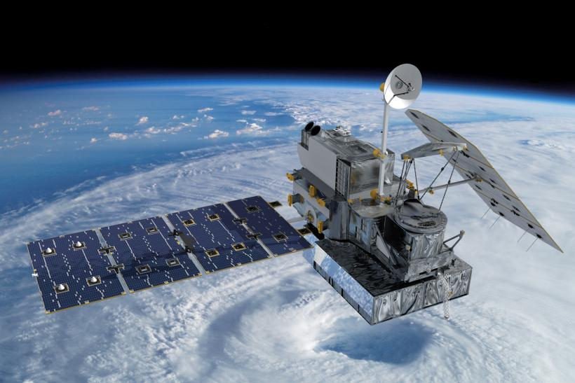 GPM-satellite-NASA