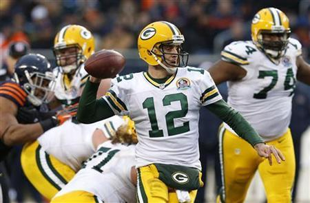 Rodgers Returns For NFC North Title Game Vs. Bears