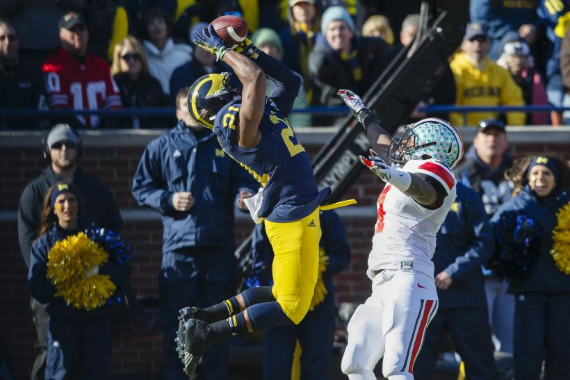 Jeremy Gallon Michigan