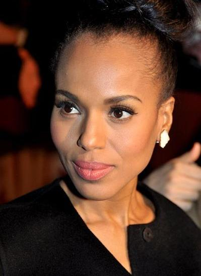 Report: Kerry Washington, Nnamdi Asomugha Fight Over Hectic Schedule
