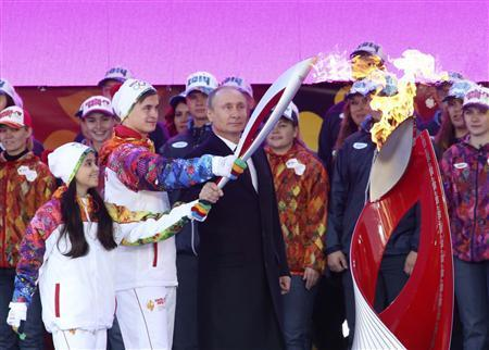 Putin Stakes Legacy On 2014 Winter Olympics