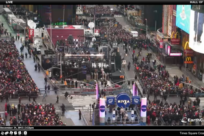Live Stream New Years Eve