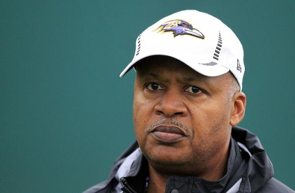 Jim Caldwell Baltimore Ravens