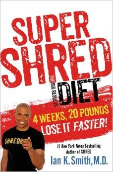 Super Shred Diet Book