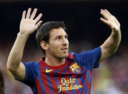 Messi To Return Vs. Elche