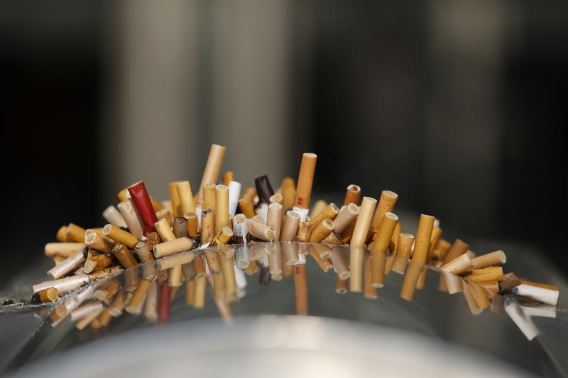 Number of Smokers Worldwide Hits 1 Billion