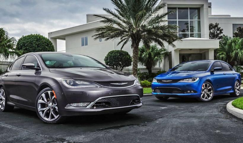 002 - 2015 Chrysler 200
