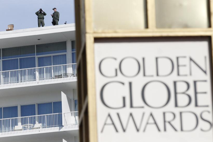 Golden Globes 2014 Red Carpet Arrivals